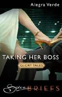 Taking Her Boss (12 Shades of Surrender)