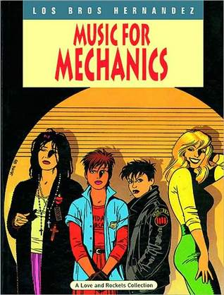Love and Rockets, Volume 1