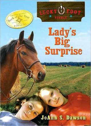 Lady's Big Surprise (Lucky Foot Stable, #1)