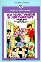 Be a Perfect Person in Just 3 by Stephen Manes