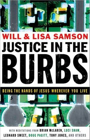 Justice in the Burbs by Will Samson