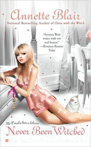Never Been Witched by Annette Blair