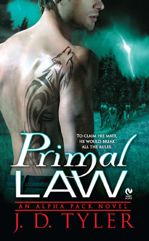 Primal Law (Alpha Pack #1)