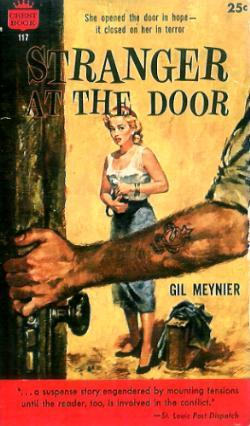 Stranger At The Door by Gil Meynier