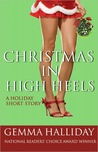 Christmas in High Heels (A High Heels Mystery, #3.5)