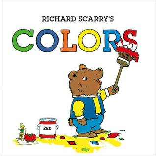 Richard Scarry's Colors by Richard Scarry
