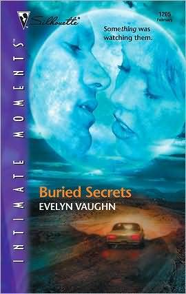Buried Secrets by Evelyn Vaughn