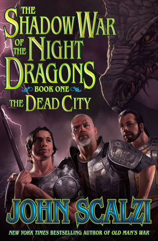 The Shadow War of the Night Dragons, Book One by John Scalzi