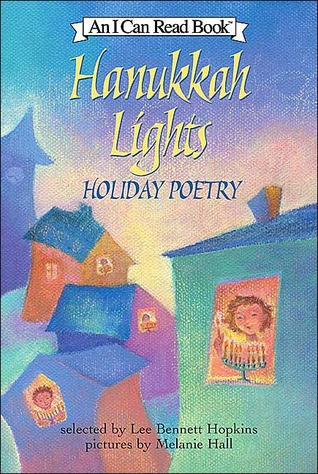Hanukkah Lights by Melanie Hall