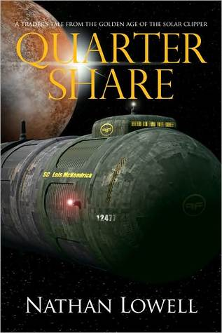 Quarter Share (Golden Age of the Solar Clipper #1)