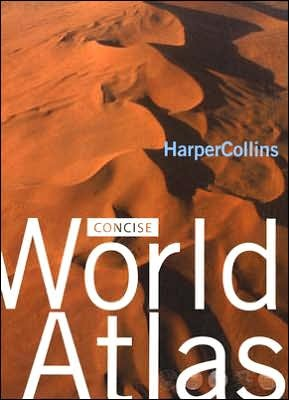 HarperCollins Concise World Atlas by Collins Publishers
