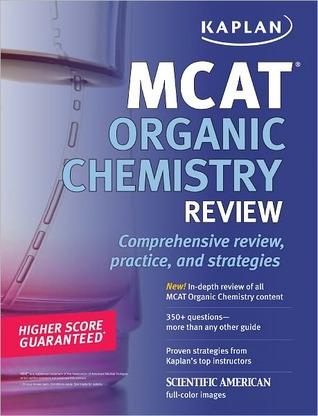 Kaplan MCAT Organic Chemistry Review by Kaplan Inc.