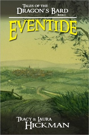 Eventide (Tales of the Dragon's Bard, #1)