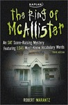 Ring of McAllister: A Score-Raising Mystery Featuring 1,046 Must-Know SAT Vocabulary Words
