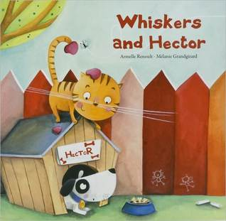 Whiskers and Hector by Armelle Renoult