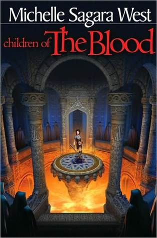 Children of the Blood (Books of the Sundered, #2)