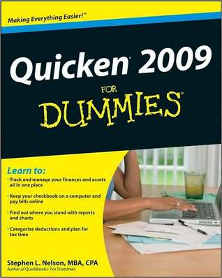 Quicken 2009 for Dummies