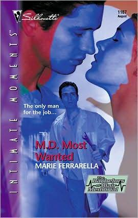 M.D. Most Wanted by Marie Ferrarella