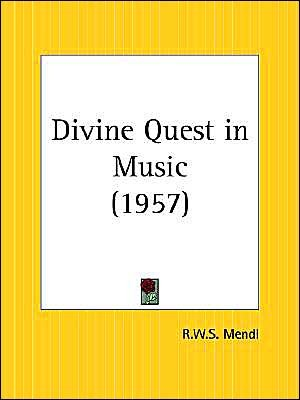 Divine Quest in Music