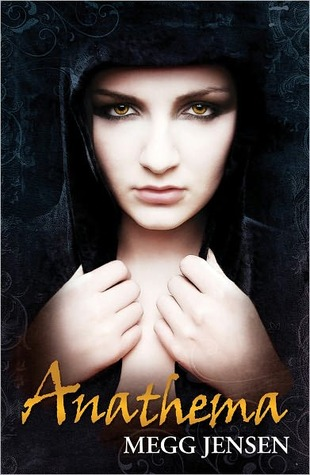 Anathema (Cloud Prophet Trilogy, #1)
