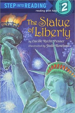 The Statue of Liberty by Lucille Recht Penner