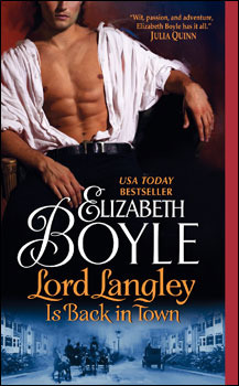 Lord Langley Is Back in Town (Bachelor Chronicles, #8)