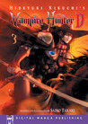 Hideyuki Kikuchi's Vampire Hunter D, Volume 03