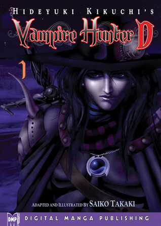 Hideyuki Kikuchi's Vampire Hunter D, Volume 01