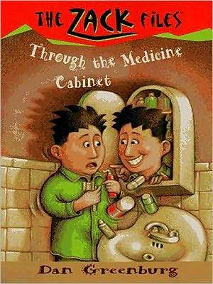 Through the Medicine Cabinet by Dan Greenburg