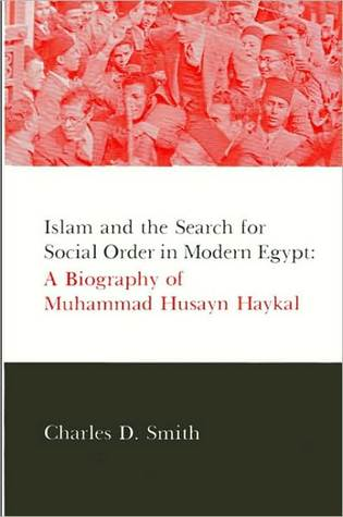 Islam and the Search for Social Order in Modern Egypt