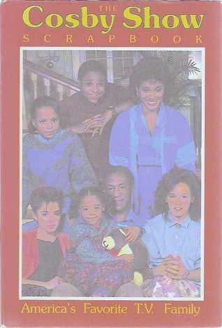 The Cosby Show Scrapbook by Sharon Publications