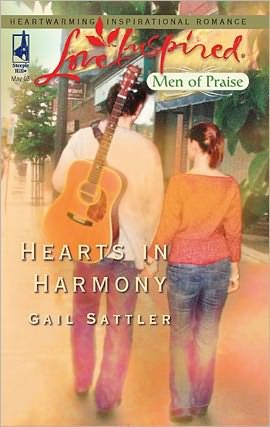 Hearts in Harmony (Love Inspired Series: Men of Praise)