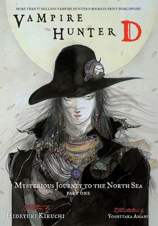Vampire Hunter D Volume 07: Mysterious Journey to the North Sea - Part One