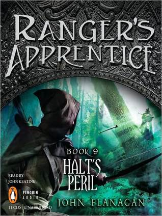 Halt's Peril: Ranger's Apprentice Series, Book 9