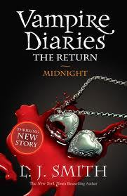 Midnight (The Vampire Diaries: The Return, #3)