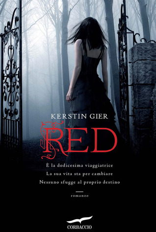 Red by Kerstin Gier