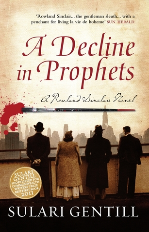 A Decline in Prophets (Rowland Sinclair #02)