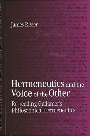 Hermeneutics and the Voice of the Other