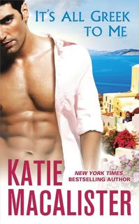 It's All Greek to Me by Katie MacAlister