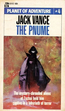 The Pnume by Jack Vance