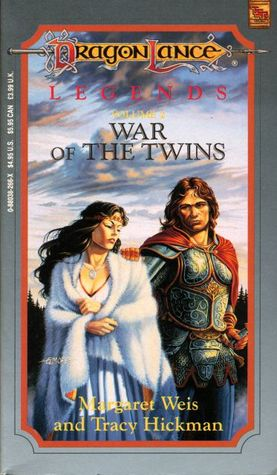 War of the Twins by Margaret Weis
