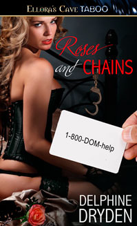 Roses and Chains by Delphine Dryden