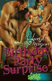 Birthday Party Surprise by Cheryl Dragon