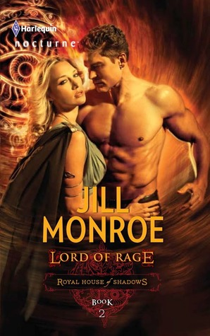 Lord of Rage (Royal House of Shadows, #2)