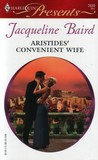 Aristides' Convenient Wife (Mediterranean Marriage) (Harlequin Presents, #2630)