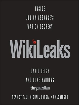 WikiLeaks by David Leigh