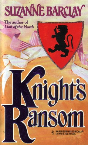 Knight's Ransom by Suzanne Barclay