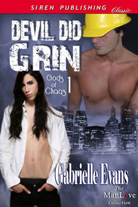 Devil Did Grin (Gods of Chaos #1)
