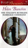 The Italian's Ruthless Marriage Command