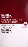 Witness for the Prosecution: Testimone d'accusa